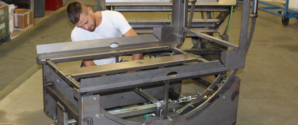 montering mekanisk verkstad